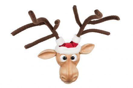 Διακοσμητικό Χριστουγεννιάτικο Κεφάλι Ταράνδου