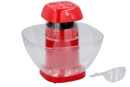 Συσκευή Παρασκευής Ποπ Κορν Pop Corn Maker 1200W Αέρος σε Κόκκινο χρώμα