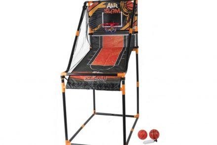 Σετ basketball με βάση και ηλεκτρονικό πίνακα για σκορ