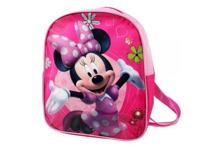 Disney Σχολική Τσάντα Νηπιαγωγείου Δημοτικού Σακίδιο Πλάτης 27x23x7cm με θέμα Minnie