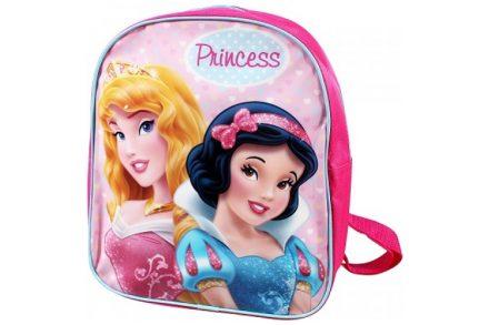 Disney Σχολική Τσάντα Νηπιαγωγείου Δημοτικού Σακίδιο Πλάτης 27x23x7cm με θέμα Princess