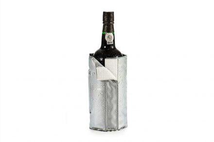 Παγοκύστη κρασιού σαμπάνιας και άλλων ποτών Παγοκυψέλη Παγοθήκη με Gel για Μπουκάλια για την διατήρηση της Θερμοκρασίας