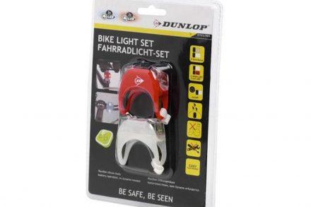 Σετ φωτισμού ποδηλάτου led 2 τεμαχίων