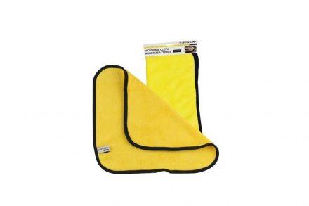 Dunlop Καθαριστικό Πανί Αυτοκινήτου 40x40cm από Μικροΐνες 280 gsm σε κίτρινο χρώμα