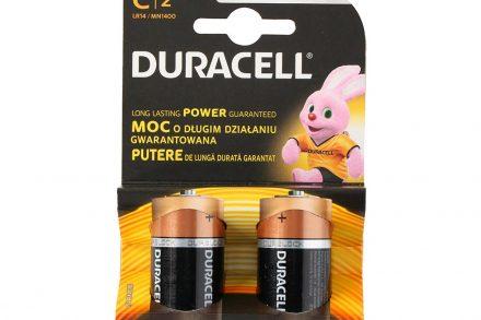 Σετ αλκαλικές μπαταρίες 2 τεμαχίων