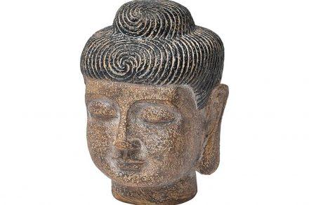 Κεφάλι Βούδα Διακοσμητικό Αγαλματίδιο