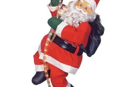 Άγιος Βασίλης σε Φωτοσωλήνα