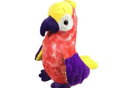 Λούτρινος Παπαγάλος ύψους 65 εκατοστών