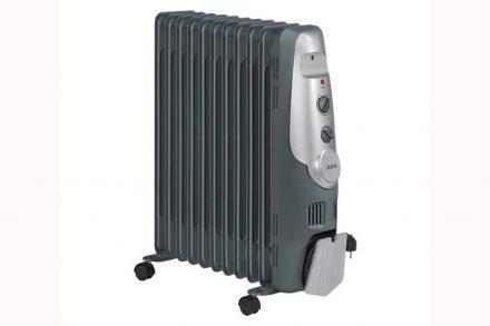 AEG καλοριφέρ λαδιού θέρμανσης