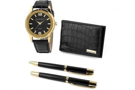 Σετ Δώρου με ανδρικό ρολόι