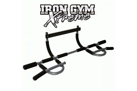 Iron Gym Xtreme Μονόζυγο για εκγύμναση και ενδυνάμωση άνω