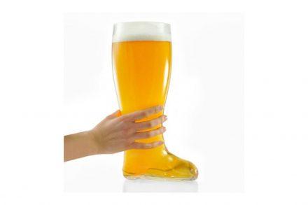 Ποτήρι Μπύρας XXL σε σχήμα Μπότας χωρητικότητας 2L