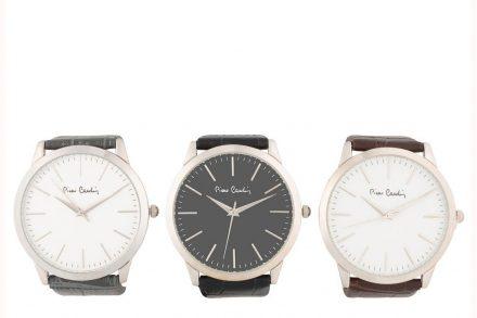 Pierre Cardin Ανδρικά Ρολόγια χειρός σετ 3 τεμαχίων