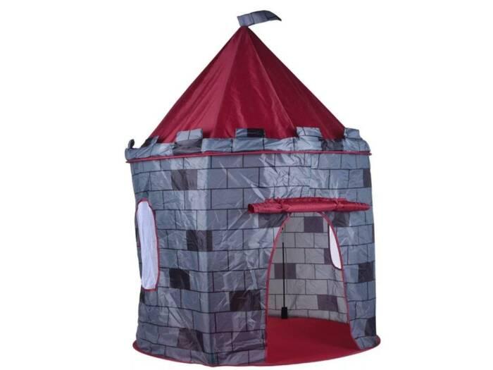 Play Tent Παιδική Σκηνή με θέμα Κάστρο και Ιππότες