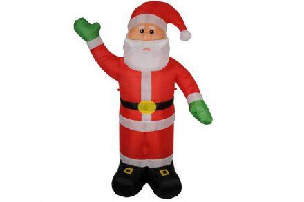 Διακοσμητικό Φουσκωτός Άγιος Βασίλης