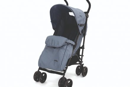 Asalvo Baby Ελαφρύ Καρότσι Βόλτας για βρέφη από 6 μηνών έως 15 κιλά