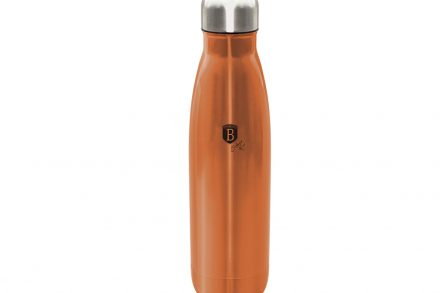 Berlinger Haus Ανοξείδωτος Θερμός 500ml Κενού Αέρα για Καφέ και Ροφήματα σε σχήμα Μπουκαλιού