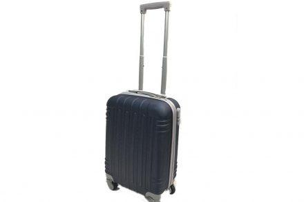 Βαλίτσα Καμπίνας Trolley ABS με τηλεσκοπικό χερούλι