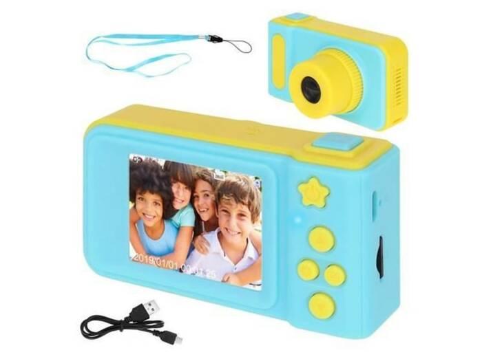 Παιδική Φωτογραφική Μηχανή και Κάμερα με οθόνη LCD
