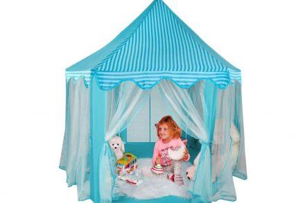 Στρογγυλή Παιδική σκηνή Κάστρο Πριγκίπισσας