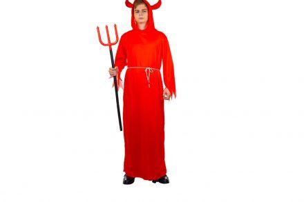Αποκριάτικη Ανδρική στολή Διάβολος