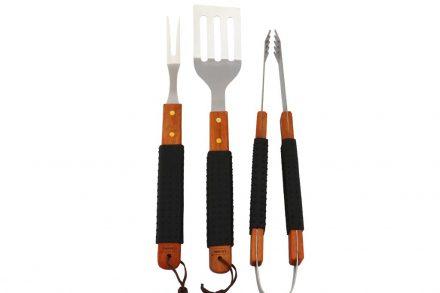 Blaumann σετ εργαλεία BBQ Barbeque με πιρούνα
