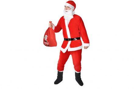 Ανδρική Χριστουγεννιάτικη Στολή Άγιος Βασίλης