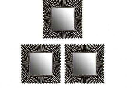 Σετ επιτοίχιοι Καθρέπτες 3 τεμαχίων