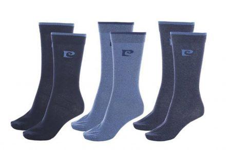 Pierre Cardin Ανδρικές κάλτσες σετ 6 τεμαχίων