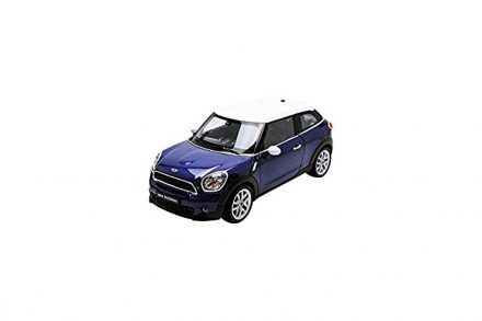 Welly Μεταλλικό Αυτοκίνητο Μινιατούρα MINI COOPER S PACEMAN σε κλίμακα 1:43 Official Licensed Product - Welly