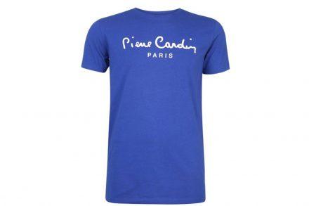 Pierre Cardin Ανδρικό Μπλουζάκι T-shirt με τύπωμα και κοντό μανίκι
