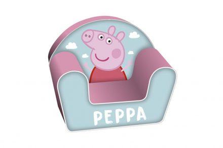 Παιδική Πολυθρόνα με θέμα Peppa σε ροζ χρώμα
