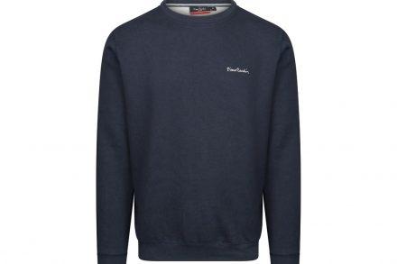 Pierre Cardin Ανδρική Μπλούζα Φούτερ με μακρύ μανίκι σε χρώμα Navy - Pierre Cardin