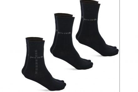 Pierre Cardin Σετ Ανδρικές κάλτσες 3 τεμαχίων σε navy απόχρωση