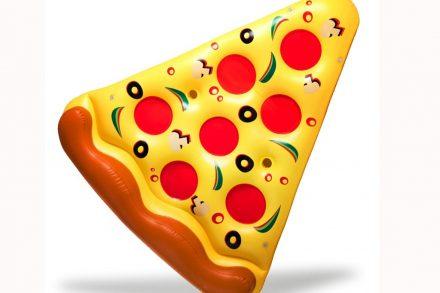Φουσκωτό στρώμα Πίτσα Pizza για θάλασσα και πισίνα