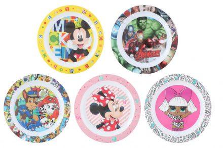 Disney παιδικό πιάτο φαγητού διαμέτρου 22 εκατοστά