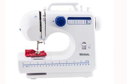 Winkel Ραπτομηχανή οικιακής χρήσης 2 ταχυτήτων με 12 ενσωματωμένα μοτίβα βελονιών