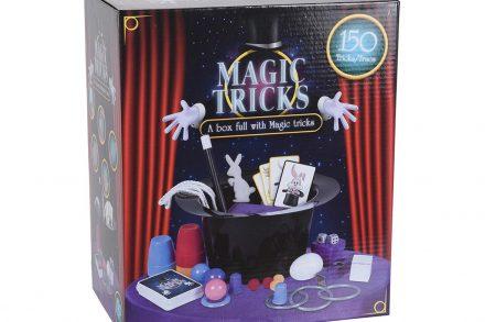Παιδικό Κουτί με 150 Μαγικά Κόλπα