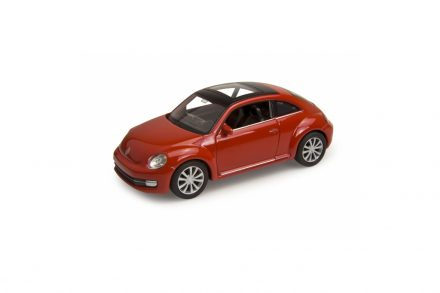 Welly Μεταλλικό Αυτοκίνητο Μινιατούρα VOLKSWAGEN THE BEETLE σε κλίμακα 1:43 Official Licensed Product - Welly