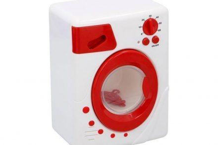 Eddy Toys Παιδικό Παιχνίδι Πλυντήριο με ήχο και φωτάκι