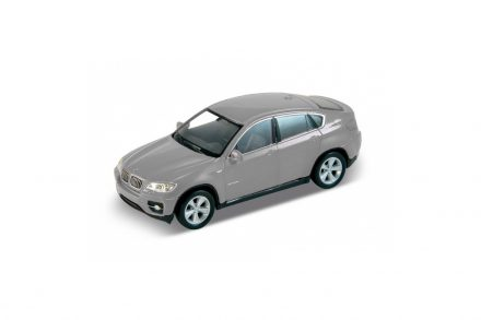 Welly Μεταλλικό Αυτοκίνητο Μινιατούρα BMW X6 σε κλίμακα 1:43 Official Licensed Product - Welly