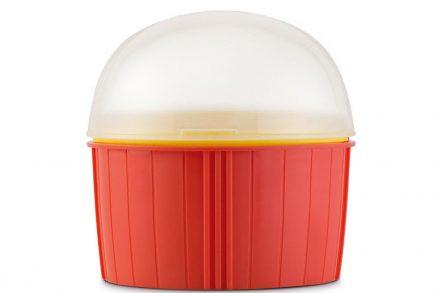 Σκεύος Παρασκευής Ποπ Κορν για φούρνο μικροκυμάτων
