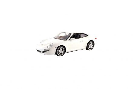 Welly Μεταλλικό Αυτοκίνητο Μινιατούρα PORSCHE 911 (997) Carrera S Coupe σε κλίμακα 1:43 Official Licensed Product - Welly