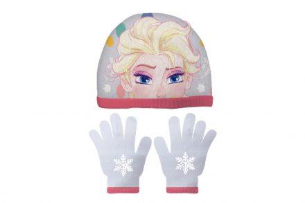 Disney Σετ Σκουφάκι και Γάντια με θέμα Frozen