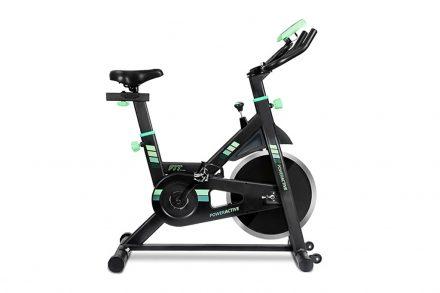 Όργανο Γυμναστικής Στατικό Ποδήλατο για Spinning με Ρυθμιζόμενο τιμόνι triathlon