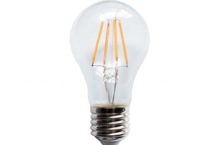 Λάμπα LED 4W Υποδοχής E27 200lm Λευκού Φωτισμού 220-240V