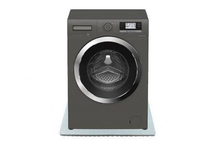 Αντικραδασμικός Τάπητας Πλυντηρίου σε γκρι χρώμα