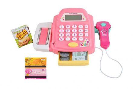 Παιδική Ταμειακή Μηχανή με Scanner