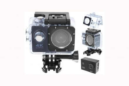 Action Camera ULTRA HD 4K