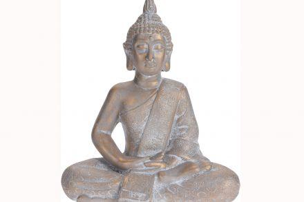 Βούδας διακοσμητικό αγαλματίδιο σε καθιστή θέση